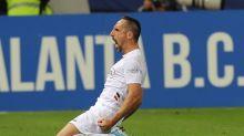 VIDEO - Le premier but de Franck Ribéry avec la Fiorentina