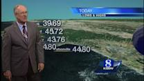 Check out your Friday evening KSBW Weather Forecast 11 1 13