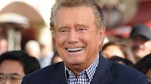 Regis Philbin, Beloved Talk And Game Show Host, Dies At 88