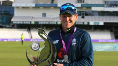 Morgan has 'no regrets' as England go in search of World Cup glory