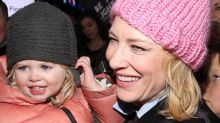 Cate Blanchett Dresses Daughter in Boys' Clothes for the Best Reason