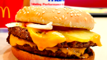 22 of America's favorite burger chains get an 'F' for antibiotic beef policy