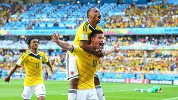 Todos los debuts de Colombia en las Copas del Mundo