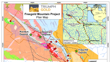Triumph Gold Provides Update on Exploration Activities Related to the Freegold Mountain Copper-Gold Project, Yukon