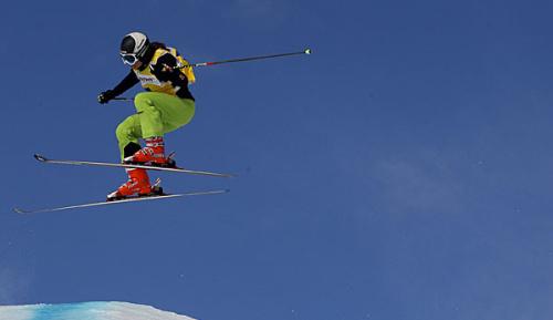 Freestyle-Skiing: Zacher verpasst Medaille äußerst knapp