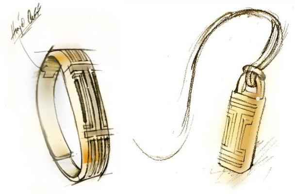 Fitbit partners with women's fashion designer Tory Burch on Flex accessories