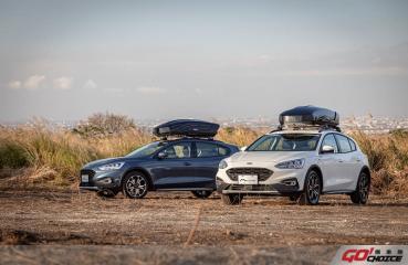 2021年最熱跨界中型休旅新車Ford Focus Active累計接單超過2500輛