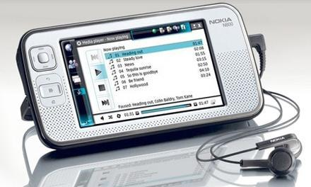 Sprint to offer WiMAX-enabled Nokia N800 in 2008?