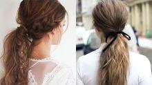 馬尾的升級版:厭倦馬尾的的你,可以看看這 17 款簡易辮子髮型靈感!