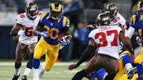 Zac Stacy is the workhorse of the Rams offense