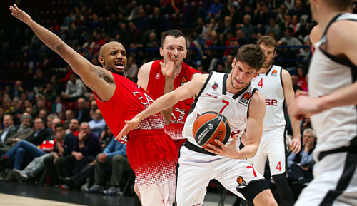 Basketball: EuroLeague: Bamberg holt in Mailand zehnten Saisonsieg