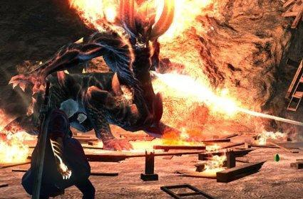 New Devil May Cry 4 screens are HOT!