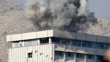 Taliban lays claim to deadly attack on Kabul hotel
