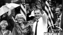 Heffernan:  Mondale was a root canal compared to Reagan's show biz magic.  Too bad we couldn't stand the pain