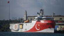 Turkey extends Mediterranean gas exploration mission