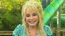 Dolly Parton presents her newest attraction