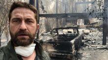 El incendio de Los Angeles arrasa las mansiones de muchas estrellas y obliga a su evacuación urgente