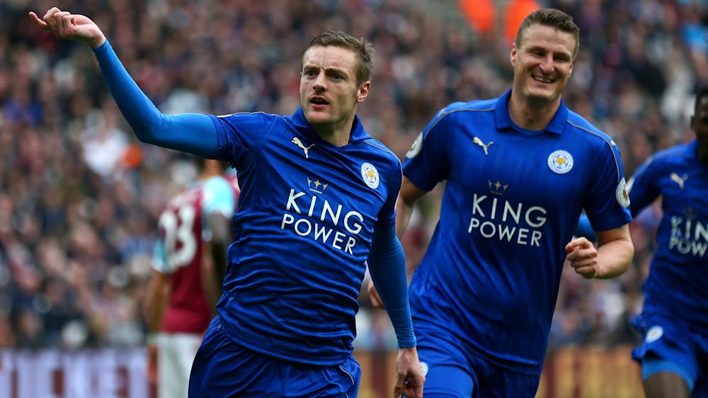 Vardy valoró dejar el Leicester e irse trabajar a Ibiza