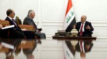 Iraq PM challenges Tillerson on Iran remarks