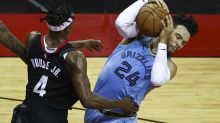 Grizzlies hand Rockets 11th straight loss, 133-84