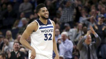 Timberwolves thank fans after rare playoff season