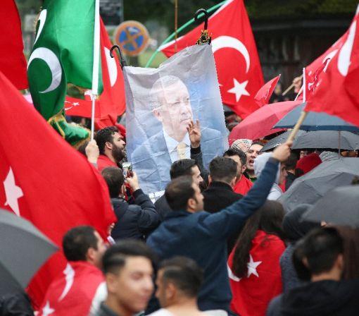 Tensions in Germany ahead of pro-Erdogan demo