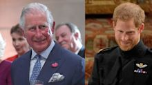 Princes Charles's Speech About Prince Harry