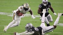1 Up and 3 Downs from the Saints MNF loss to the Raiders