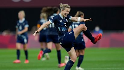 Today at the Olympics: GB women off and running as football tournament starts