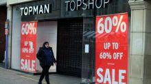 Asos in talks to buy Topshop, Topman and Miss Selfridge