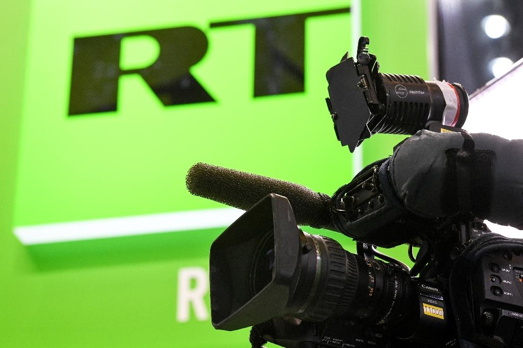 Russian state TV channel RT has lashed out at Facebook after the social networking giant blocked its popular In the Now page