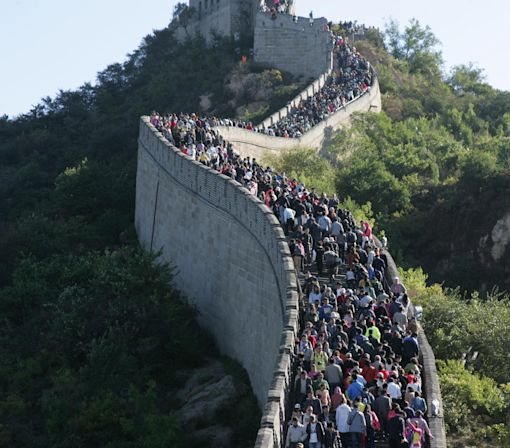 China Wants People to Stop Stealing Great Wall Bricks