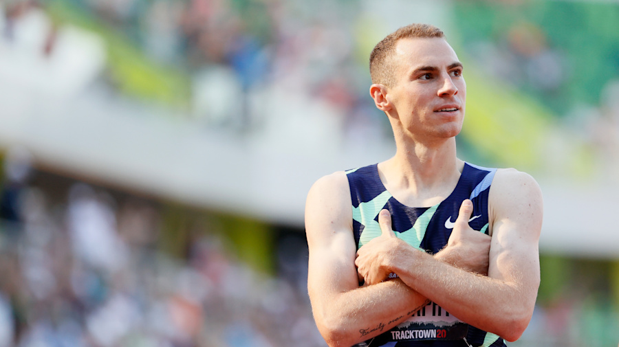 Reigning world champ runner fails to qualify