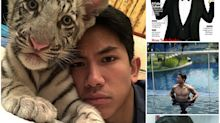 Prince Mateen of Brunei is our latest royal crush