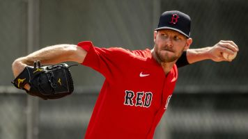 No Sale: Red Sox ace to start season on IL