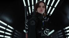Felicity Jones reveals why Rogue One needed reshoots