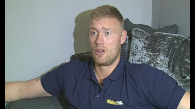 Flintoff calls on England Ashes team to show 'flamboyance'