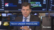 Tech under pressure