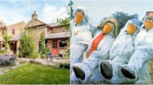 Hertfordshire house for sale was Wombles film set