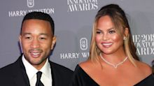 Chrissy Teigen shuts down troll who questioned whether she was still breastfeeding