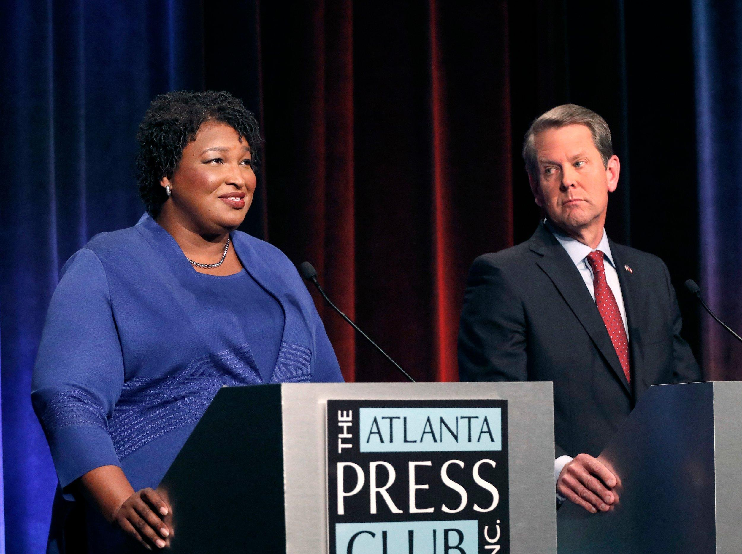 Stacey Abrams: Congress launches voter suppression investigation in Georgia, demanding answers from Brian Kemp