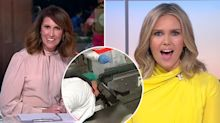 Bizarre Sunrise stunt leaves hosts and viewers shocked