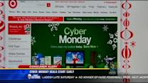 Cyber Monday deals start early