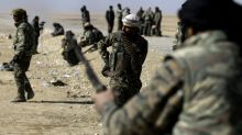 US-backed fighters advance on IS in  Syria's east
