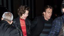 Ewan McGregor's daughter calls his girlfriend, Mary Elizabeth Winstead, 'a piece of trash'