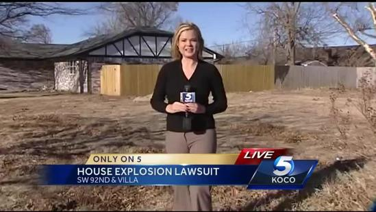 Oklahoma City woman files suit for pain and suffering