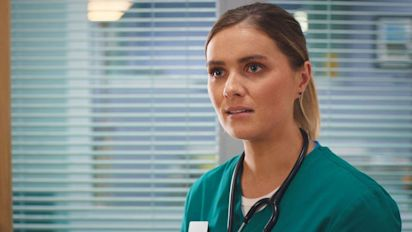 Casualty star on Alicia and Eddie's shock rape plot