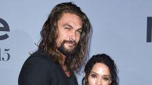 Lisa Bonet Makes Rare Red Carpet Appearance With Husband Jason Momoa