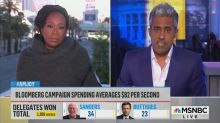 MSNBC Analyst Calls Out Colleague Chris Matthews for Comparing Bernie's Nevada Win to Nazi Invasion