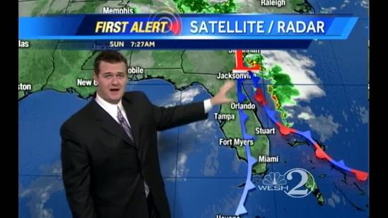 Sunday Outlook: Cold Front Moves In & The Sun Comes Out